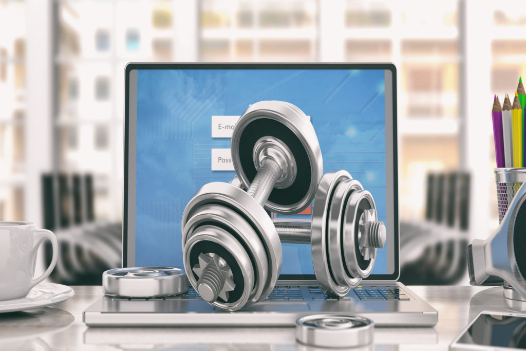 Digital Marketing Services for Fitness