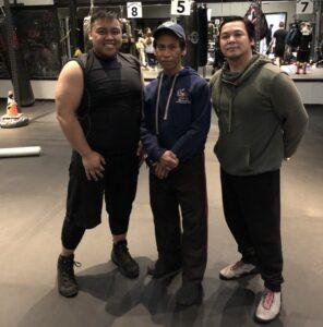 fitness marketing team